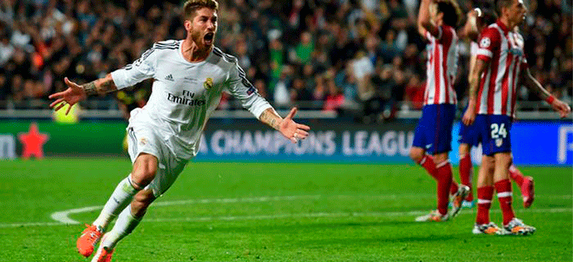 Real Madrid 4-1 Atletico Madrid